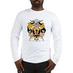 Rubi Family Crest Long Sleeve T-Shirt