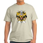Rubi Family Crest Light T-Shirt