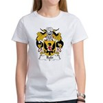 Rubi Family Crest Women's T-Shirt
