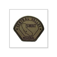 Central Valley SWAT Sticker