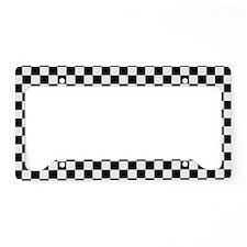 Racing License Plate Holder