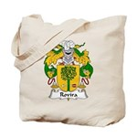 Rovira Family Crest Tote Bag