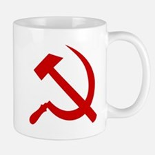 Hammer and Sickle Mugs
