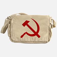 Hammer and Sickle Messenger Bag