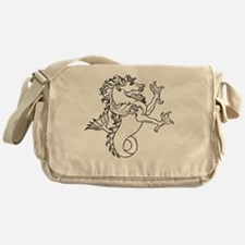 Hippocamp 1 Messenger Bag