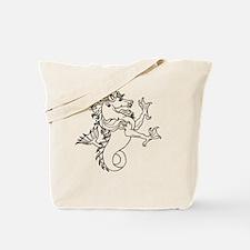 Hippocamp 1 Tote Bag