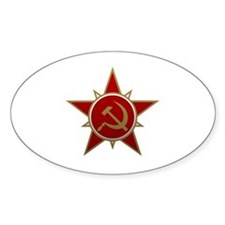 Hammer and Sickle Decal