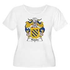 Rosado Family Crest T-Shirt