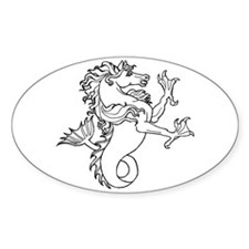 Hippocamp 1 Decal
