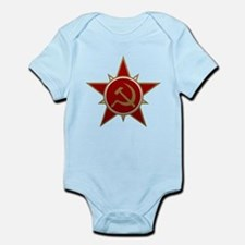 Hammer and Sickle Body Suit