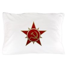 Hammer and Sickle Pillow Case