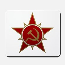 Hammer and Sickle Mousepad
