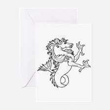 Hippocamp 1 Greeting Cards