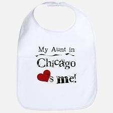 Cute Chicago Bib