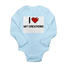 I love My Creations Body Suit