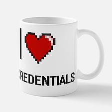 Cute Credentials Mug