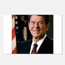 Ronald Reagan Postcards (Package of 8)