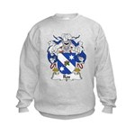 Ros Family Crest Kids Sweatshirt