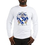 Ros Family Crest Long Sleeve T-Shirt