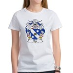 Ros Family Crest Women's T-Shirt