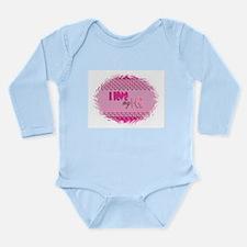 Foi Long Sleeve Infant Bodysuit