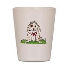 Chubby bunny Milly Shot Glass