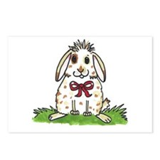 Chubby bunny Milly Postcards (Package of 8)