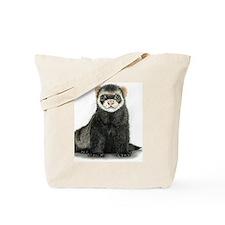 Cute Ferret Tote Bag