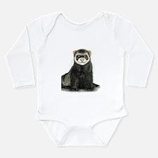 High detail ferret design Body Suit