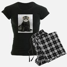 High detail ferret design Pajamas