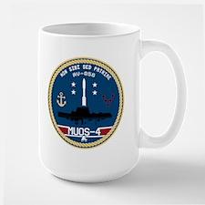 MUOS-4 Large Mug