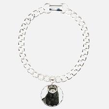 High detail ferret desig Bracelet