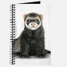 High detail ferret design Journal