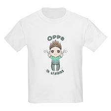 Oppa In Training T-Shirt