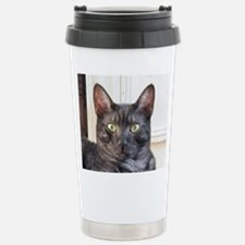 egyptian mau Travel Mug