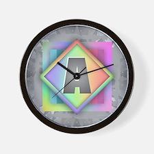 Unique Alexia Wall Clock