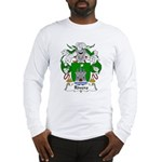 Rivero Family Crest Long Sleeve T-Shirt
