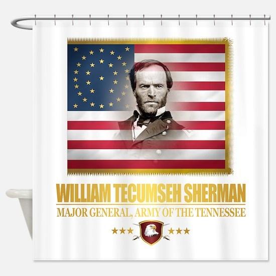 Sherman (C2) Shower Curtain