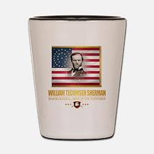 Sherman (C2) Shot Glass