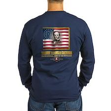 Sherman (c2) Long Sleeve T-Shirt