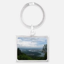 View from Lookout Mountain Keychains