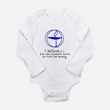 Unitarian Universalist Truth and Meaning Body Suit