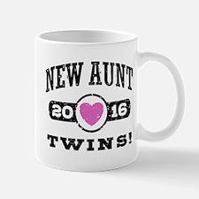 New Aunt Twins 2016 Mug