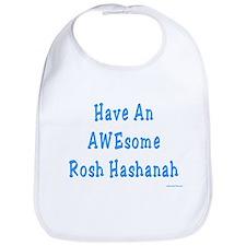 AWESOME Rosh Hashanah Bib