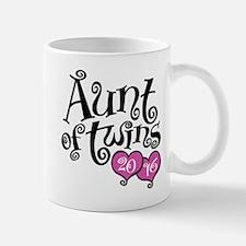 Aunt of Twins 2016 Mug
