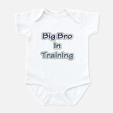 Big Bro in Training Infant Bodysuit