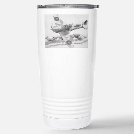 Eastern Skies Stainless Steel Travel Mug