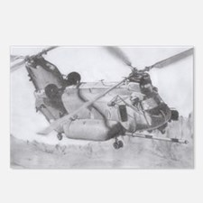 Chinook: Close Encounter Postcards (Package of 8)