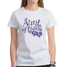 Aunt of Twins 2016 Tee