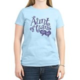 Aunt to be twins 2017 Women's Light T-Shirt